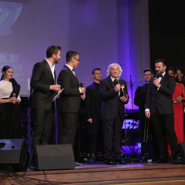 Leon Dănăilă la gala Star Awards